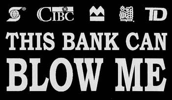 This Bank Can Blow Me