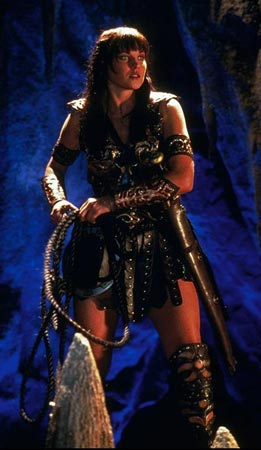 wrestle with me xena